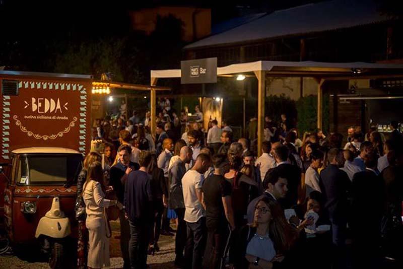 Man's World Milano - Serata pre-opening   YOUparti fabbrica orobia