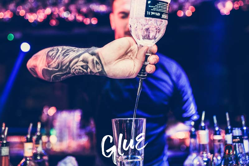 GLUE | Andy Rosh + Special Guest Niky Setti | YOUparti circle milano friday