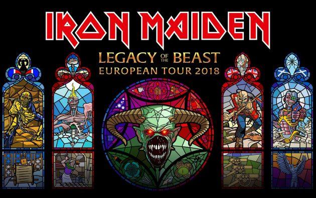 Iron Maiden in Italia | YOUparti milano trieste firenze