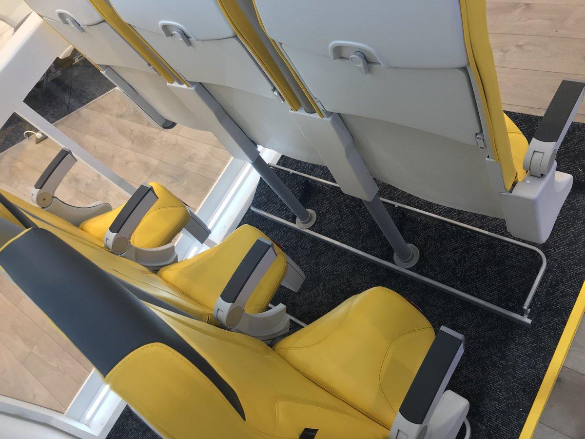 Sky Rider i nuovi sedili low cost come una sella