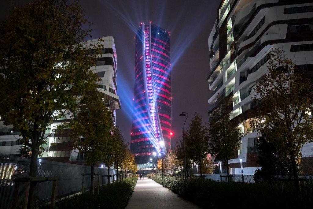 Inaugurazione CityLife Urban Garden   YOUparti