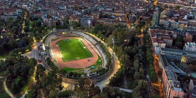 Arena Civica DI Milano / Open Beeer & Calcio di Strada | YOUparti