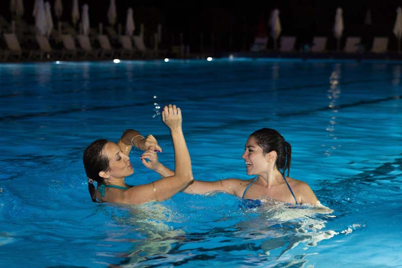 Inaugurazione Harbour Club / Pool Dancing | YOUparti