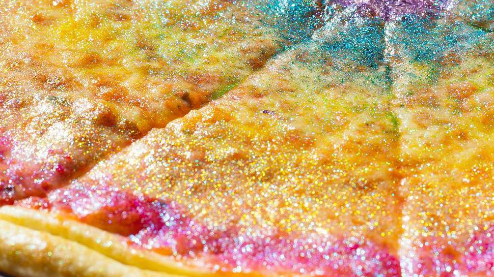 Pizza Glitter