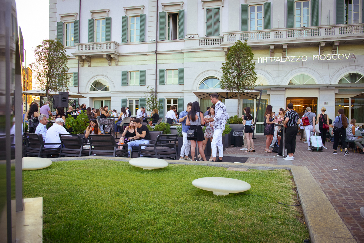 TERRACE MOSCOVA / Cocktail Party e Degustazione | YOUparti