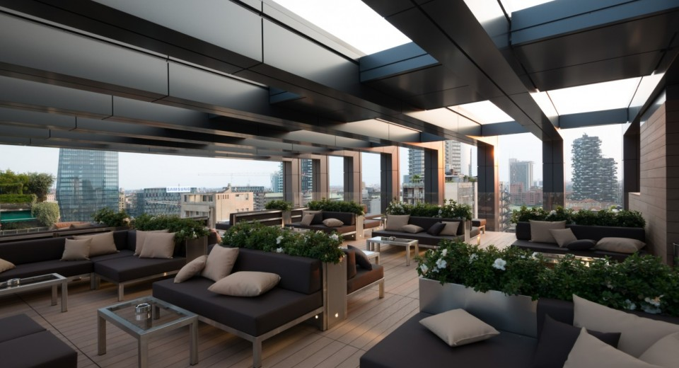 La Gare Hotel / Rooftop Party | YOUparti