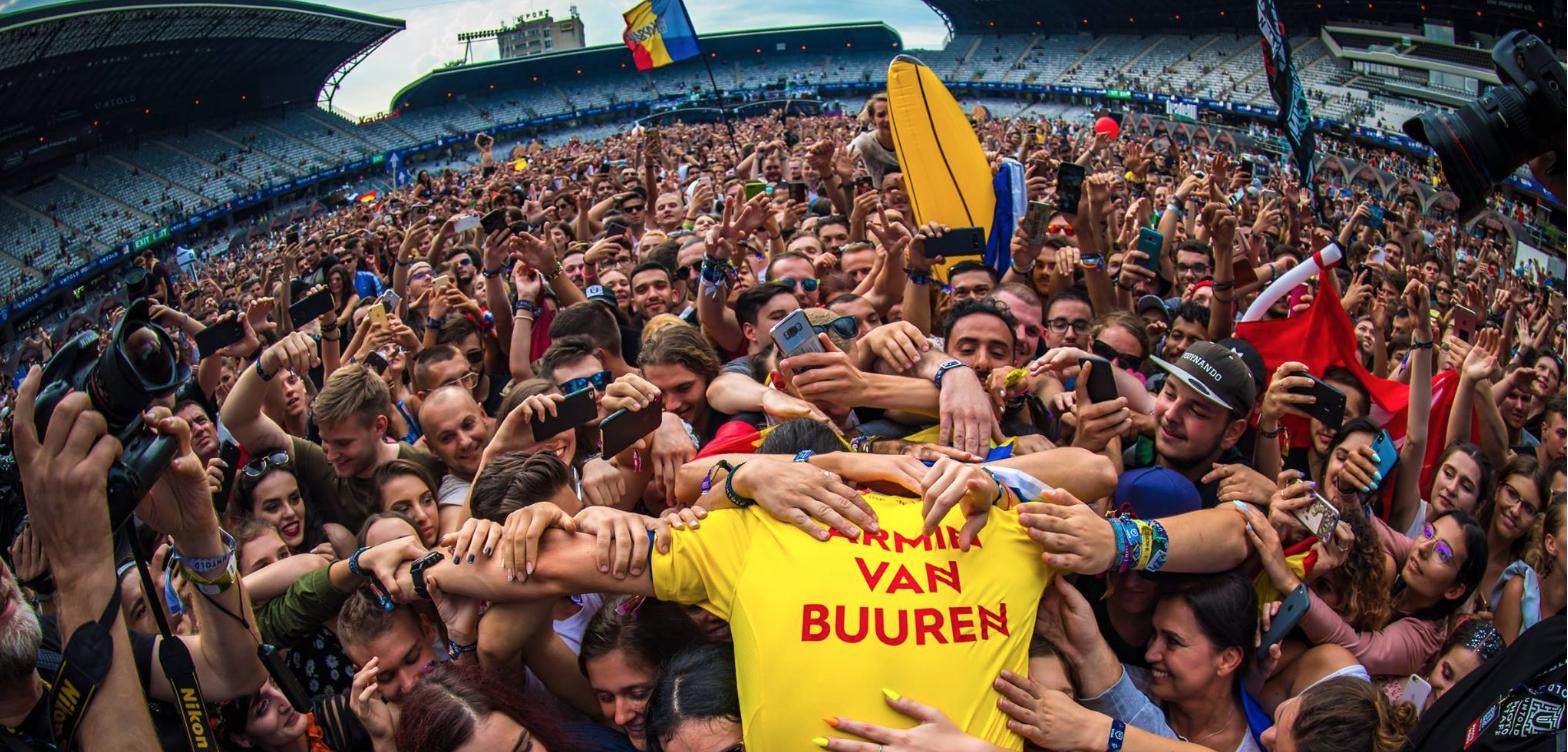 Armin Van Buuren Untold Festival