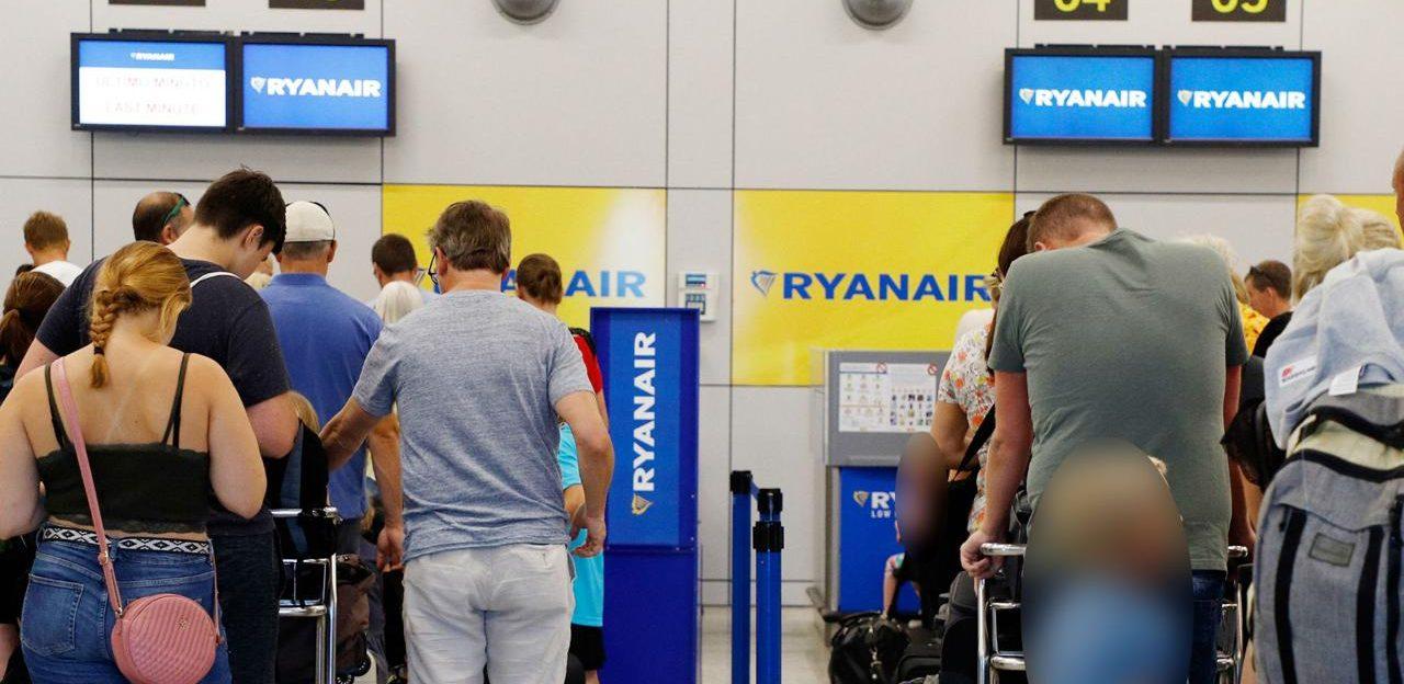 Ryanair sciopero 10 agosto