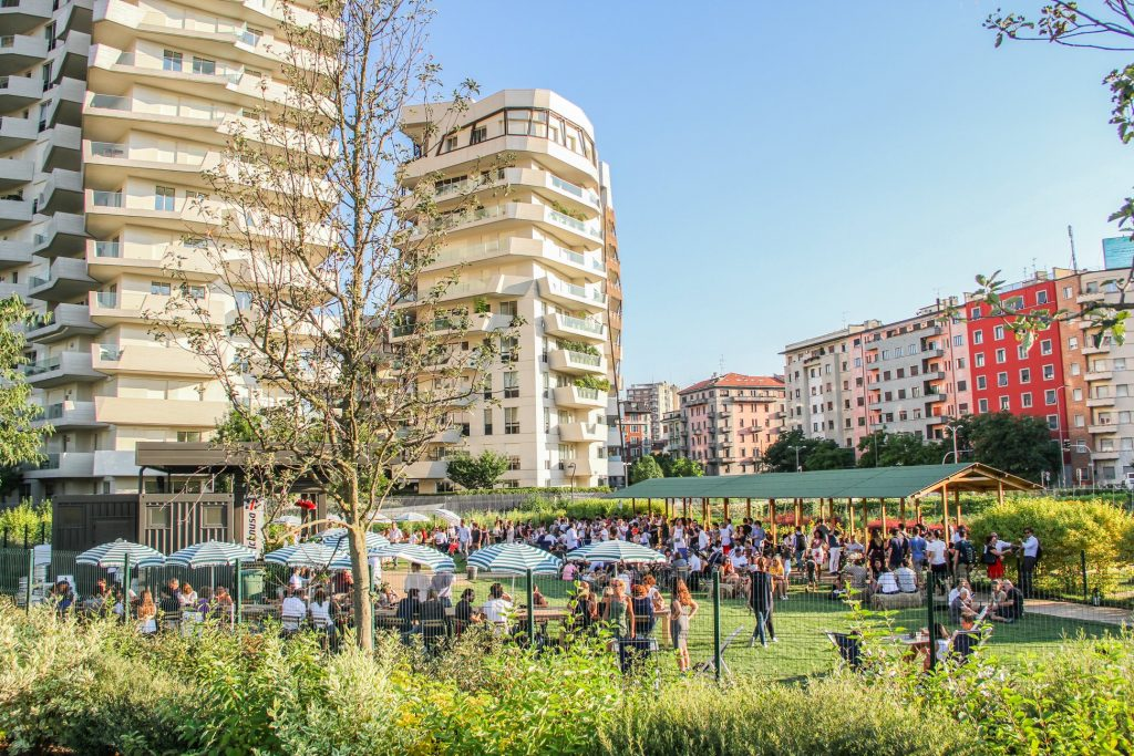 MILANO FASHION WEEK @ CityLife Urban Garden | YOUparti gud