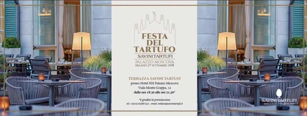 Festa del Tartufo | YOUparti nh moscova hotel savini tartufi