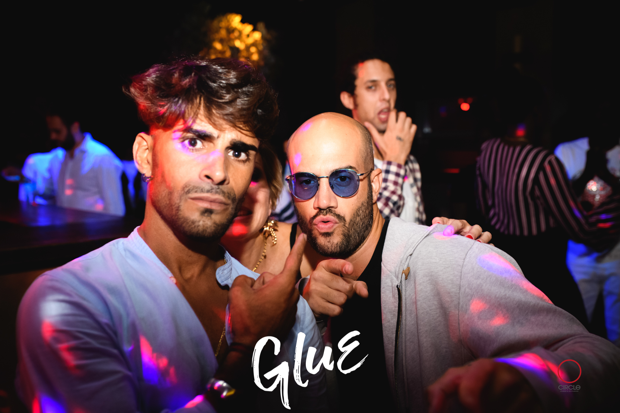 GLUE / Goodbye Summer | YOUparti circle milano friday free club house disco music