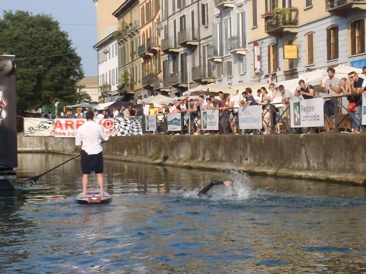 Gran Fondo Milano Navigli