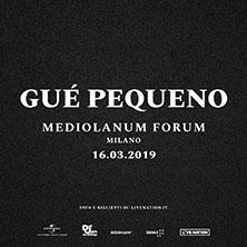 Gué Pequeno a Milano | YOUparti mediolanum forum assago