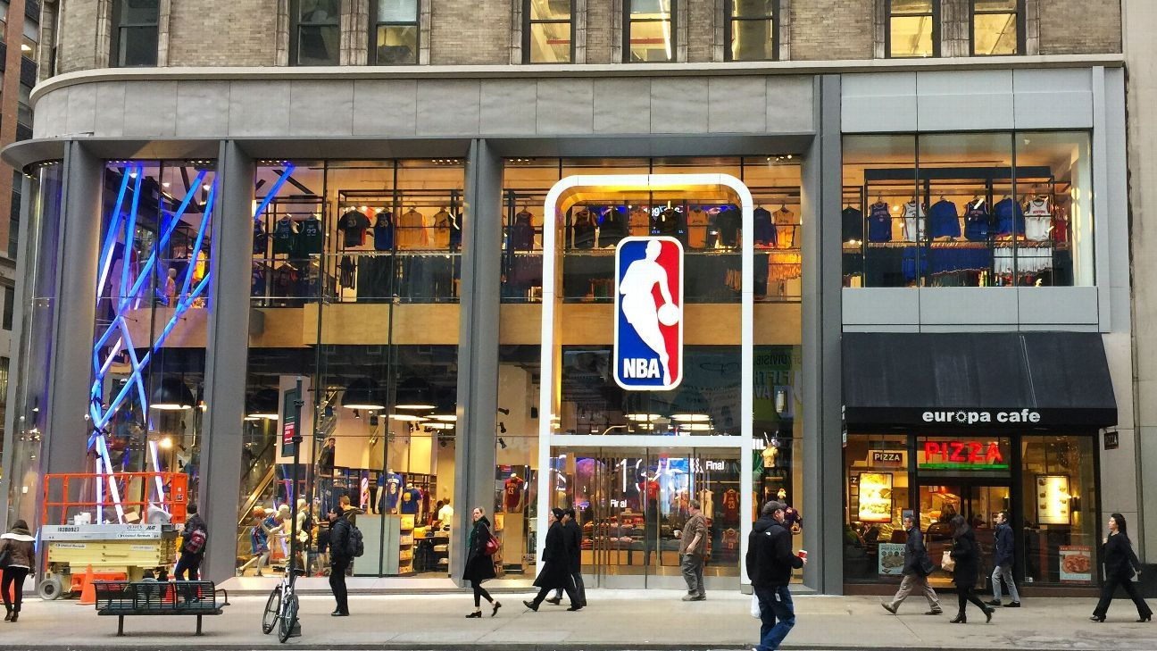 NBA Store a Milano: ecco dove e quando arriverà