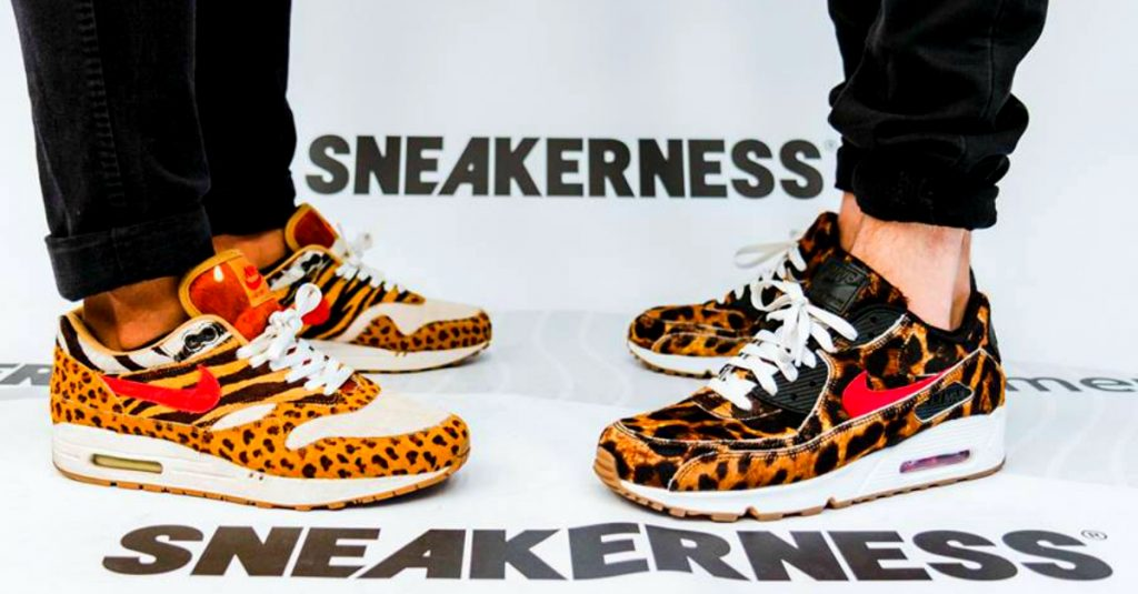 Sneakerness Milan 2018 PARTY EVENTO milano scarpe fiera evento