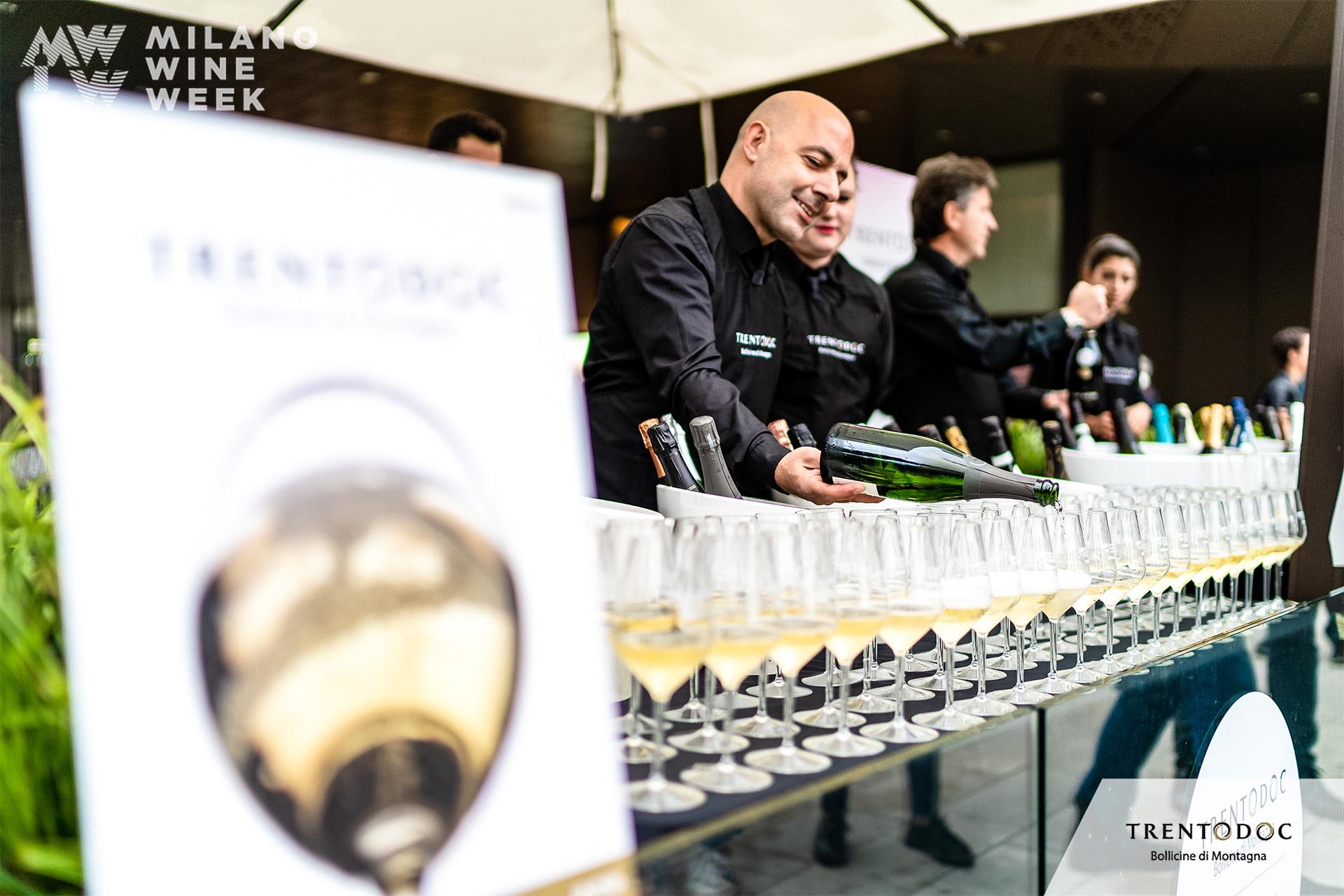 Un Brindisi da Record a City Life con Trentodoc | YOUparti milano wine week
