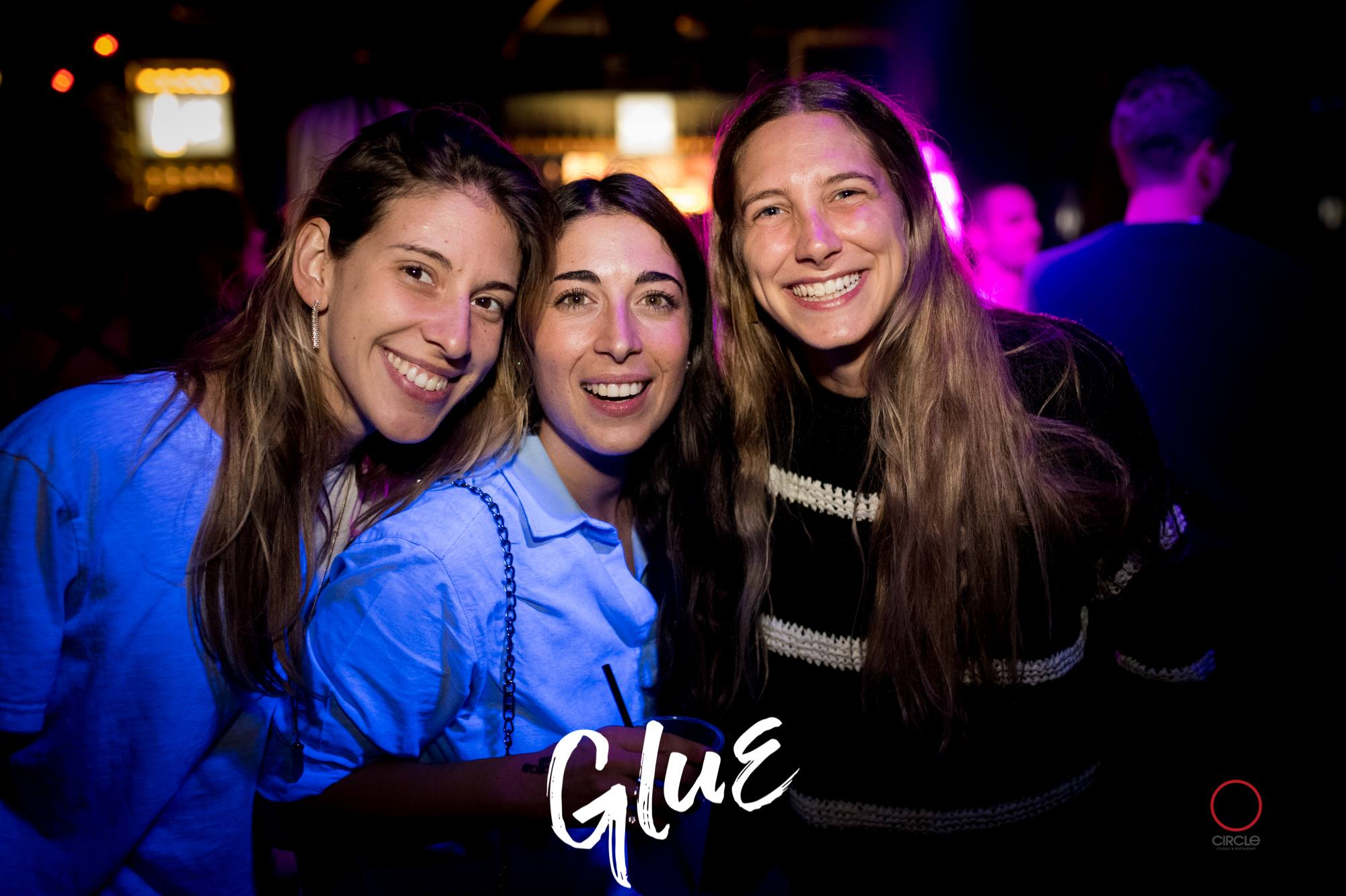 OPENING PARTY GLUE | After Jesus Reunion | YOUparti circle milano friday
