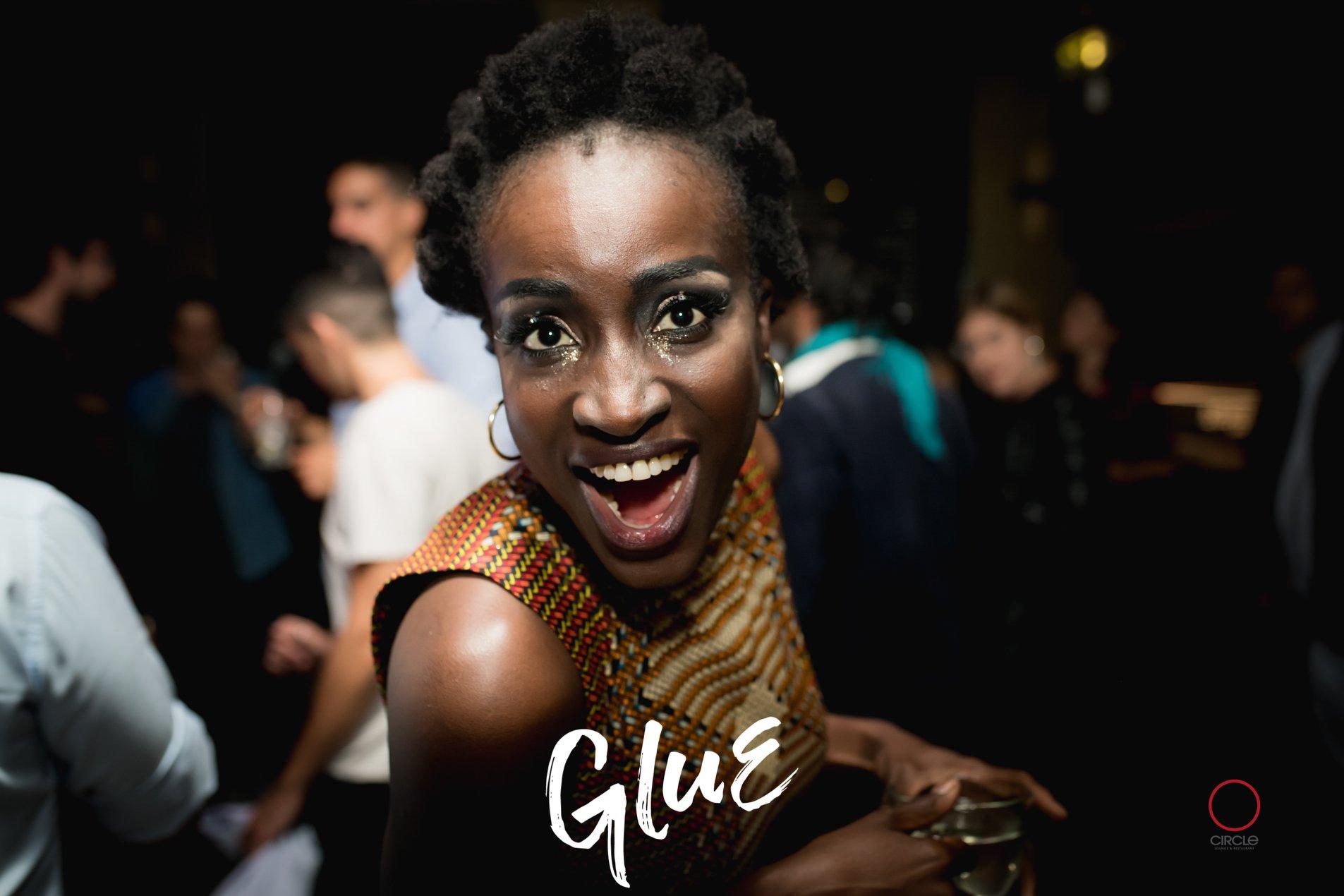 GLUE | African Rhythm | YOUparti circle milano friday