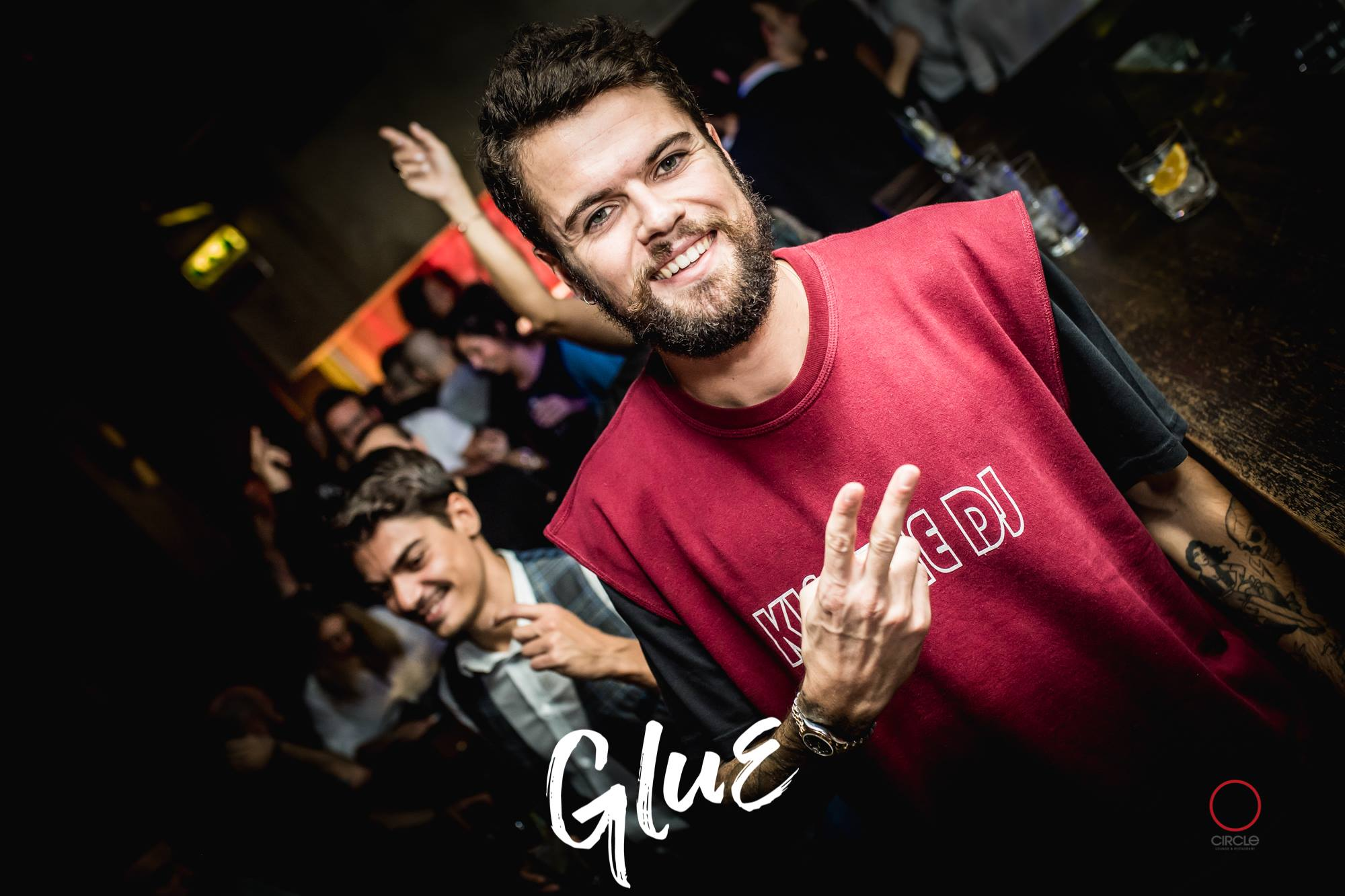 GLUE | Music Culture friday circle milano