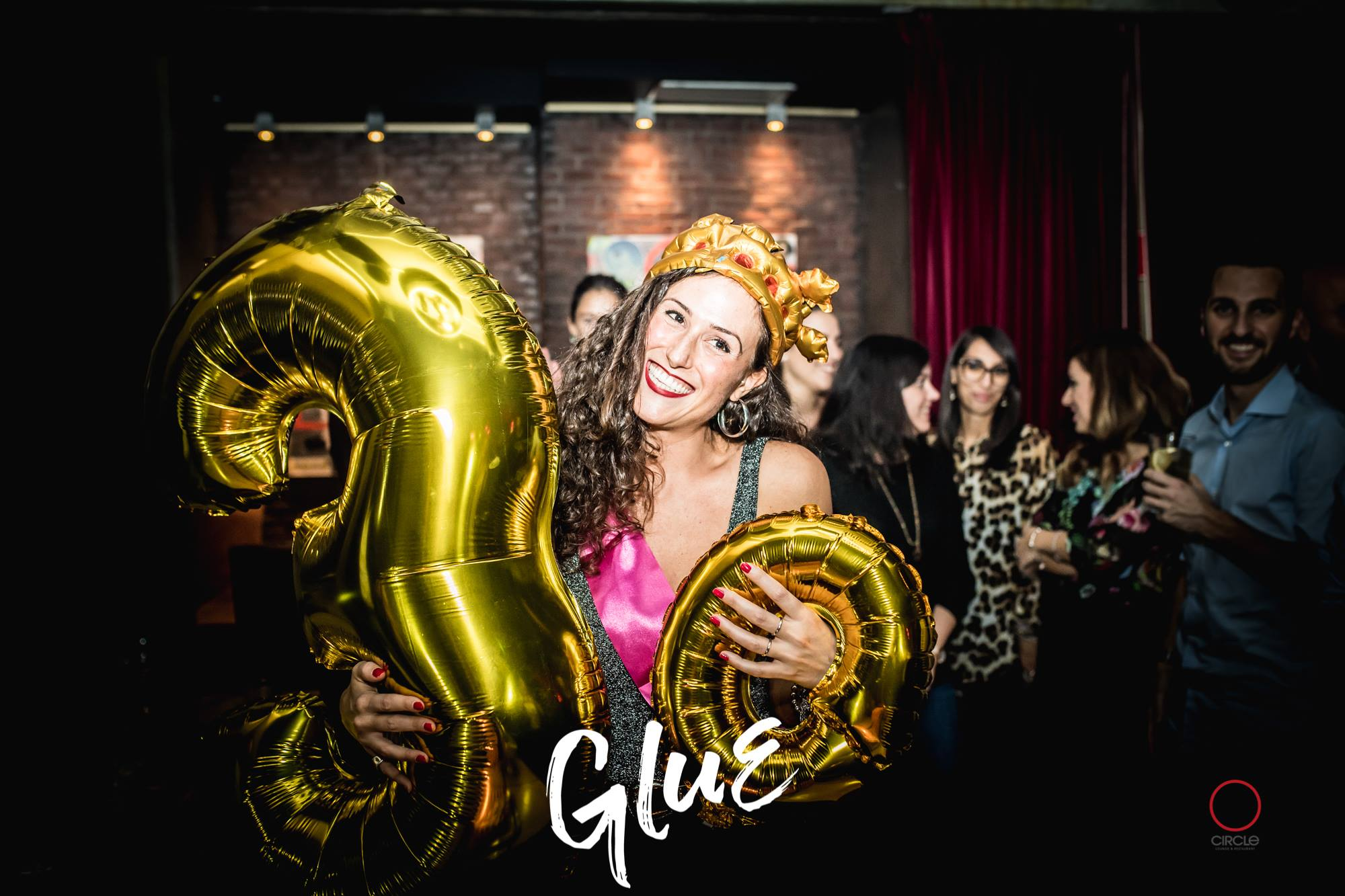 GLUE   Music Culture friday circle milano