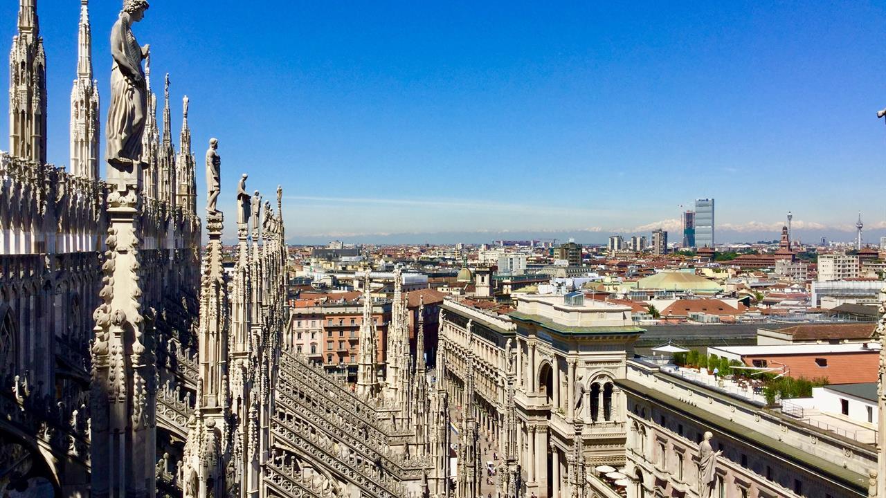 Milano le città più criminali d'Italia
