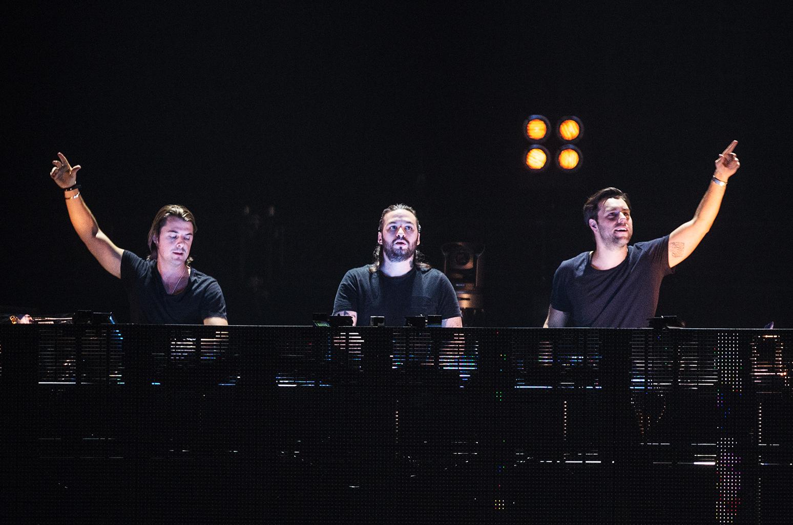 Swedish House Mafia ed il misterioso count down