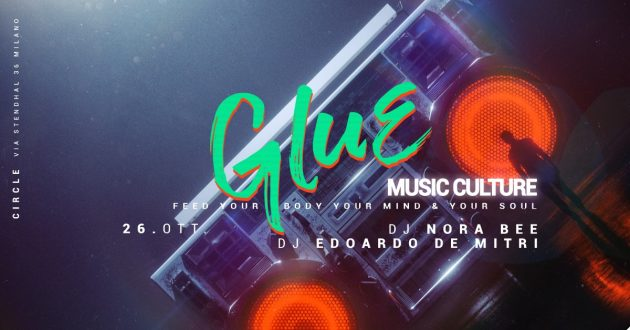 GLUE | YOUparti milano friday circle