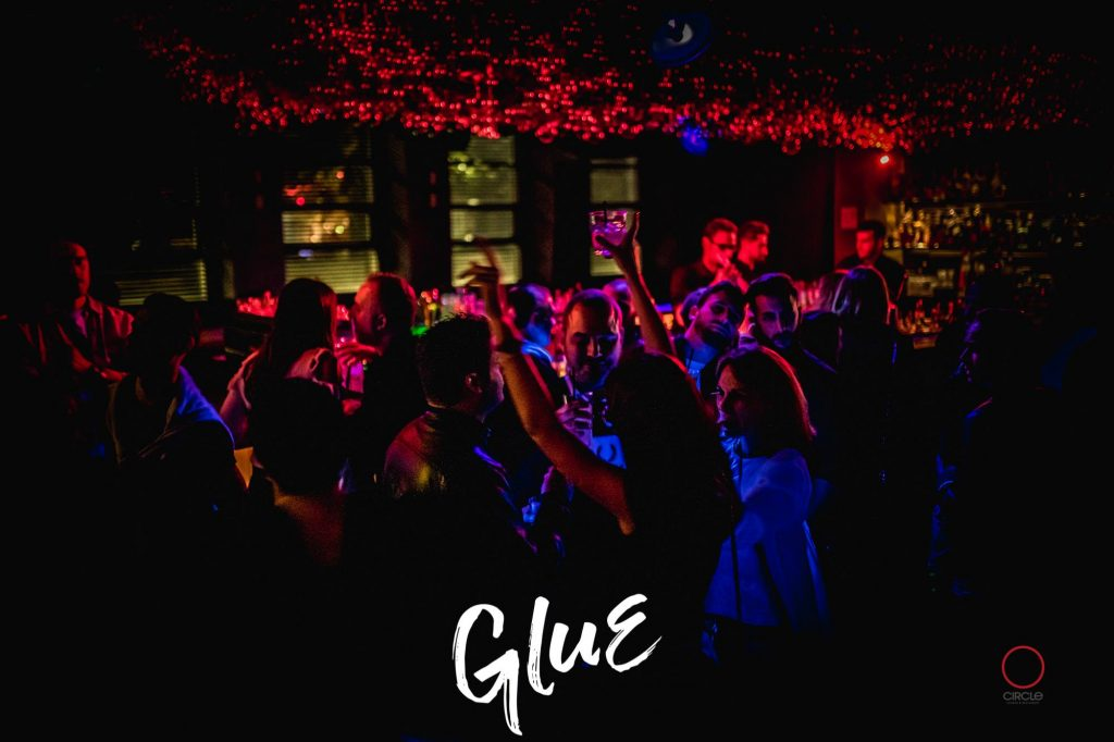 GLUE / House Of Soul | YOUparti circle milano friday live free club house music