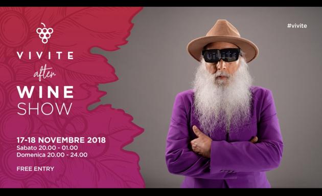 Vivite - After Wine Show | YOUparti vivite Museo Della Scienza E Della Tecnologia