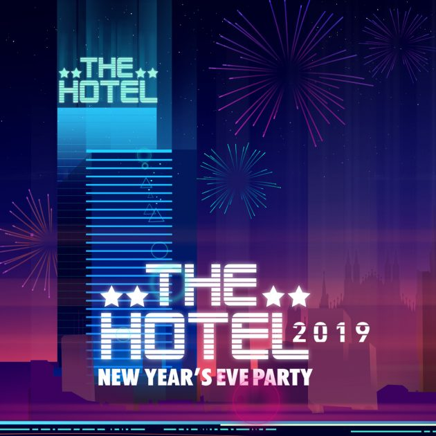 The HOTEL 2019 / Official Event | YOUparti Klima Hotel Open Bar Milano capodanno party open bar