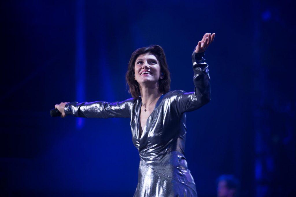 Elisa a Milano teatro degli arcimboldi
