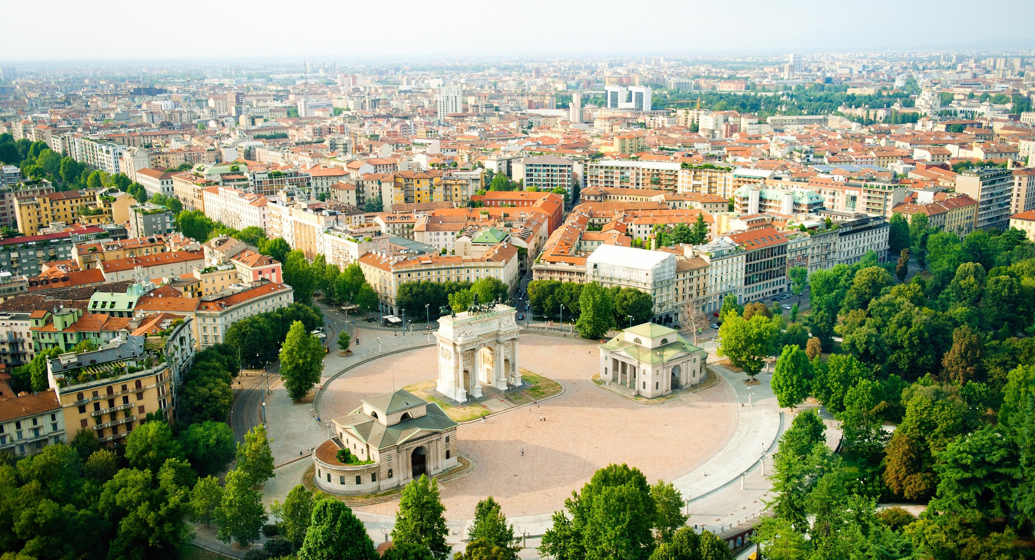 Milano è la città più vivibile d'Italia