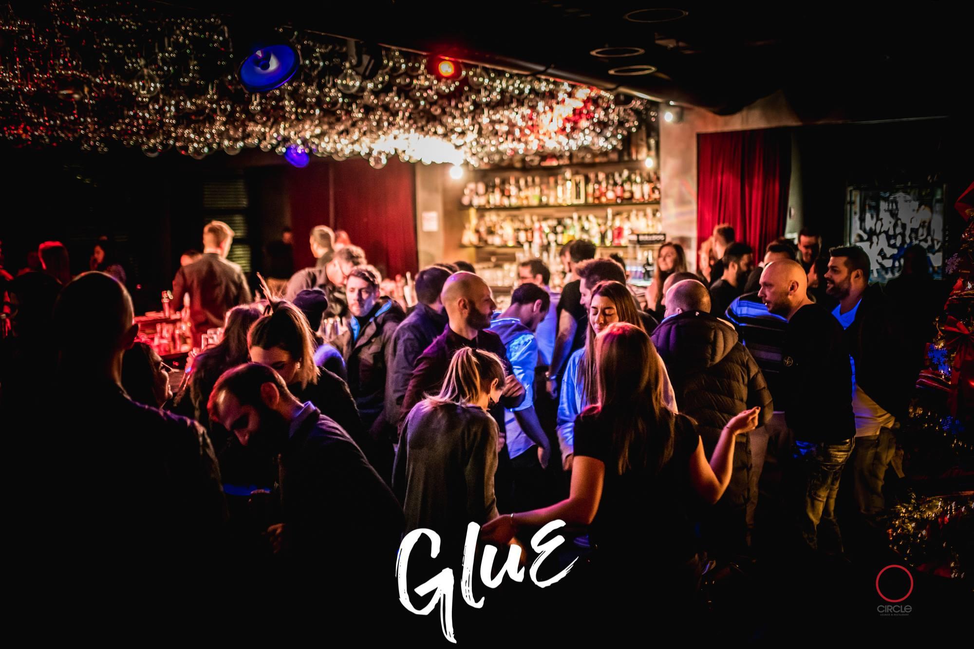 Glue / House Culture Alex De Ponti | YOUparti circle friday free house music