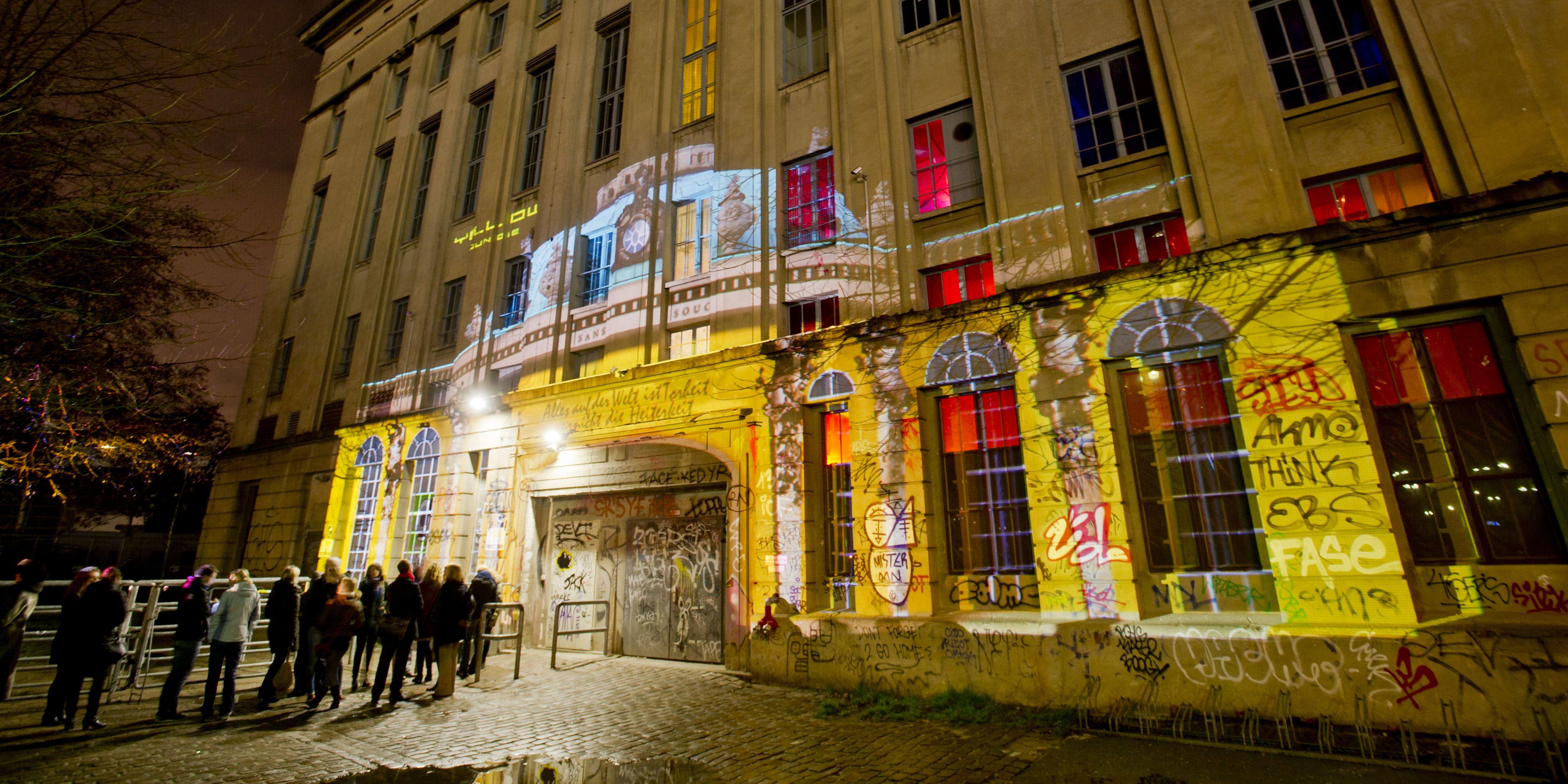 Club Berlino sovvenzioni per i locali