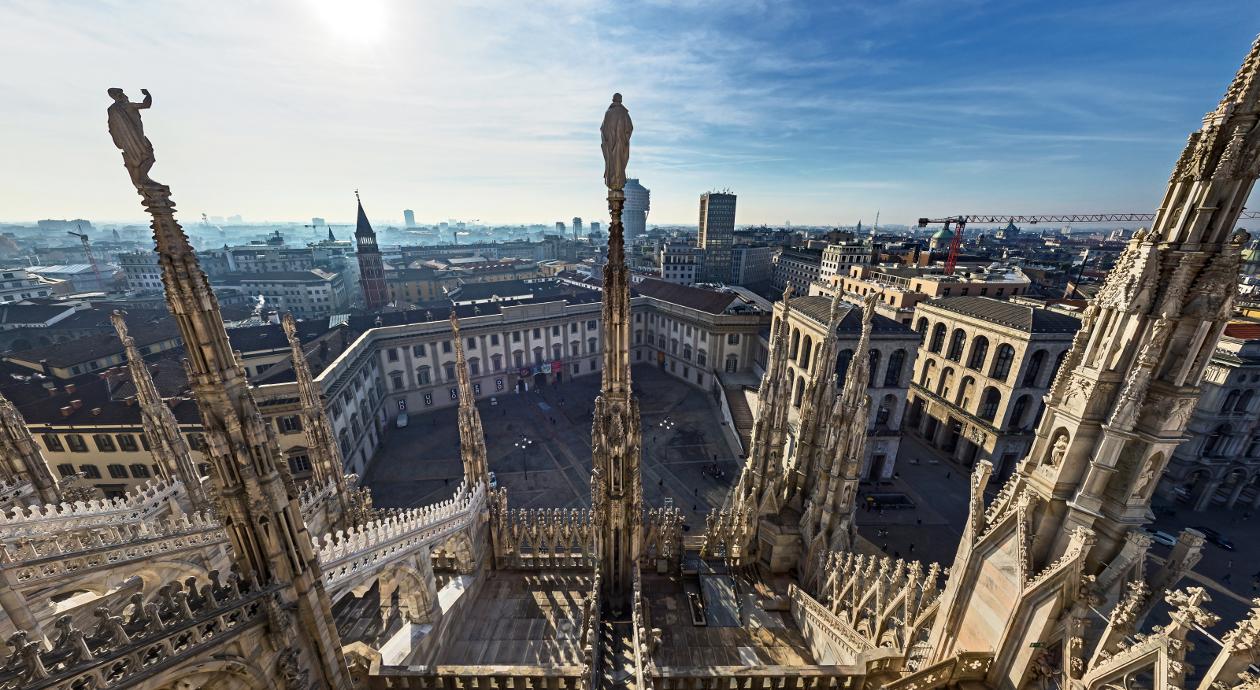 Milano stipendi più alti
