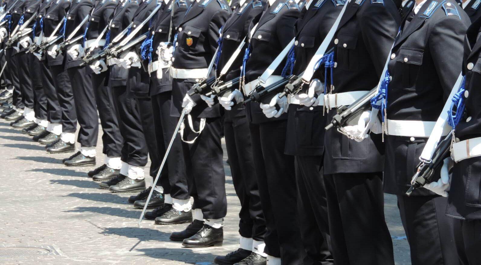 Polizia Penitenziaria Milano video