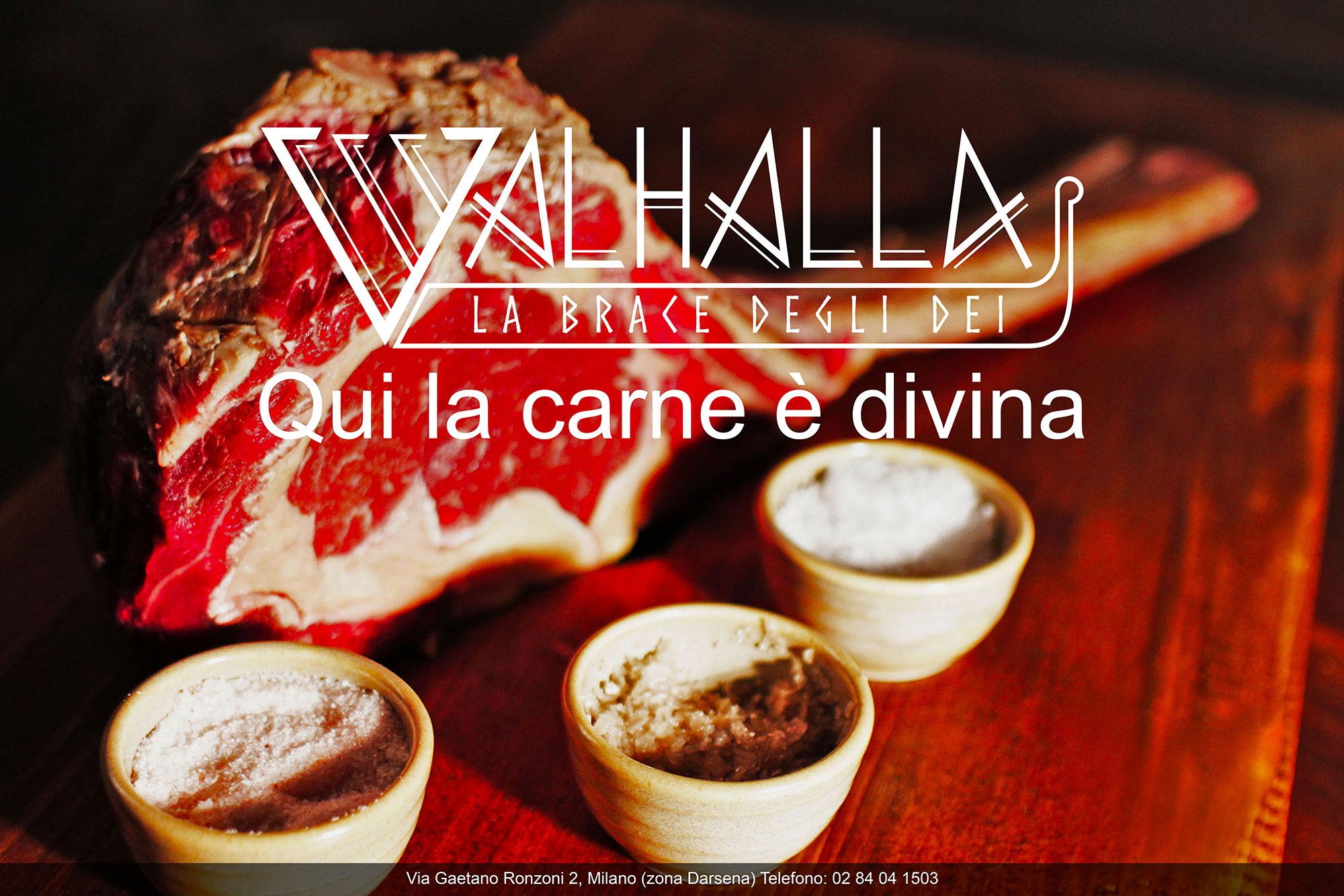 Valhalla il primo ristorante vichingo a Milano