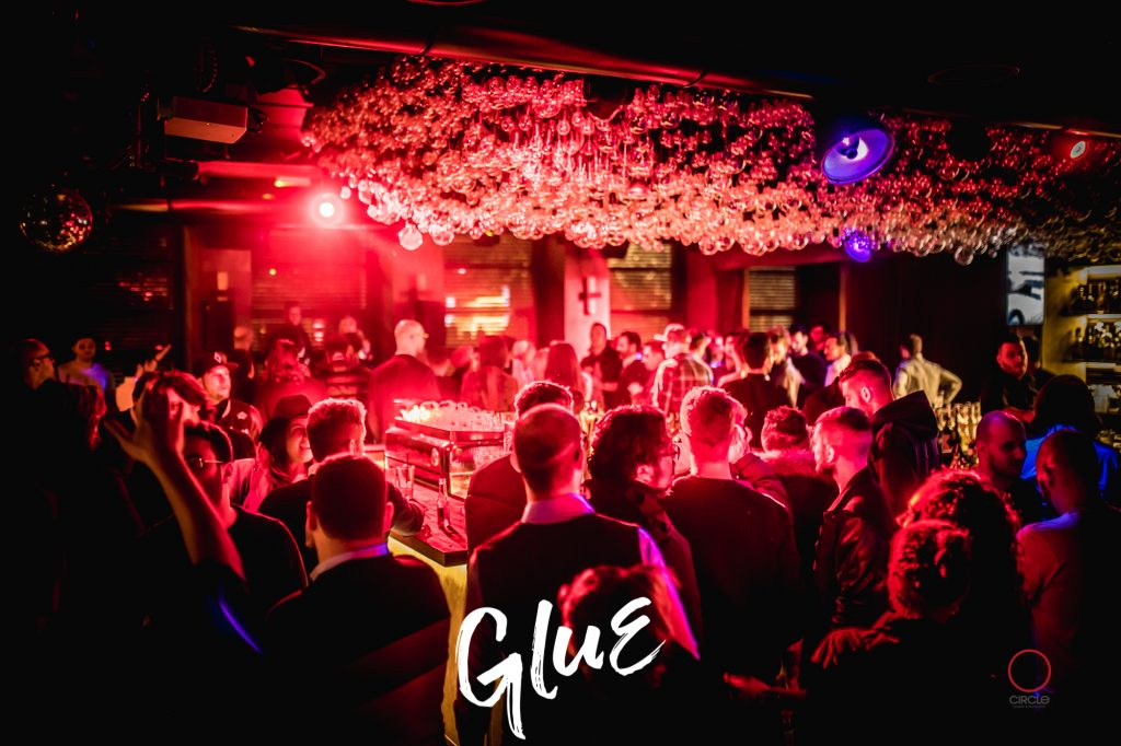 GLUE / Feed Your Body, Your Mind & Your Soul circle milano free friday house music
