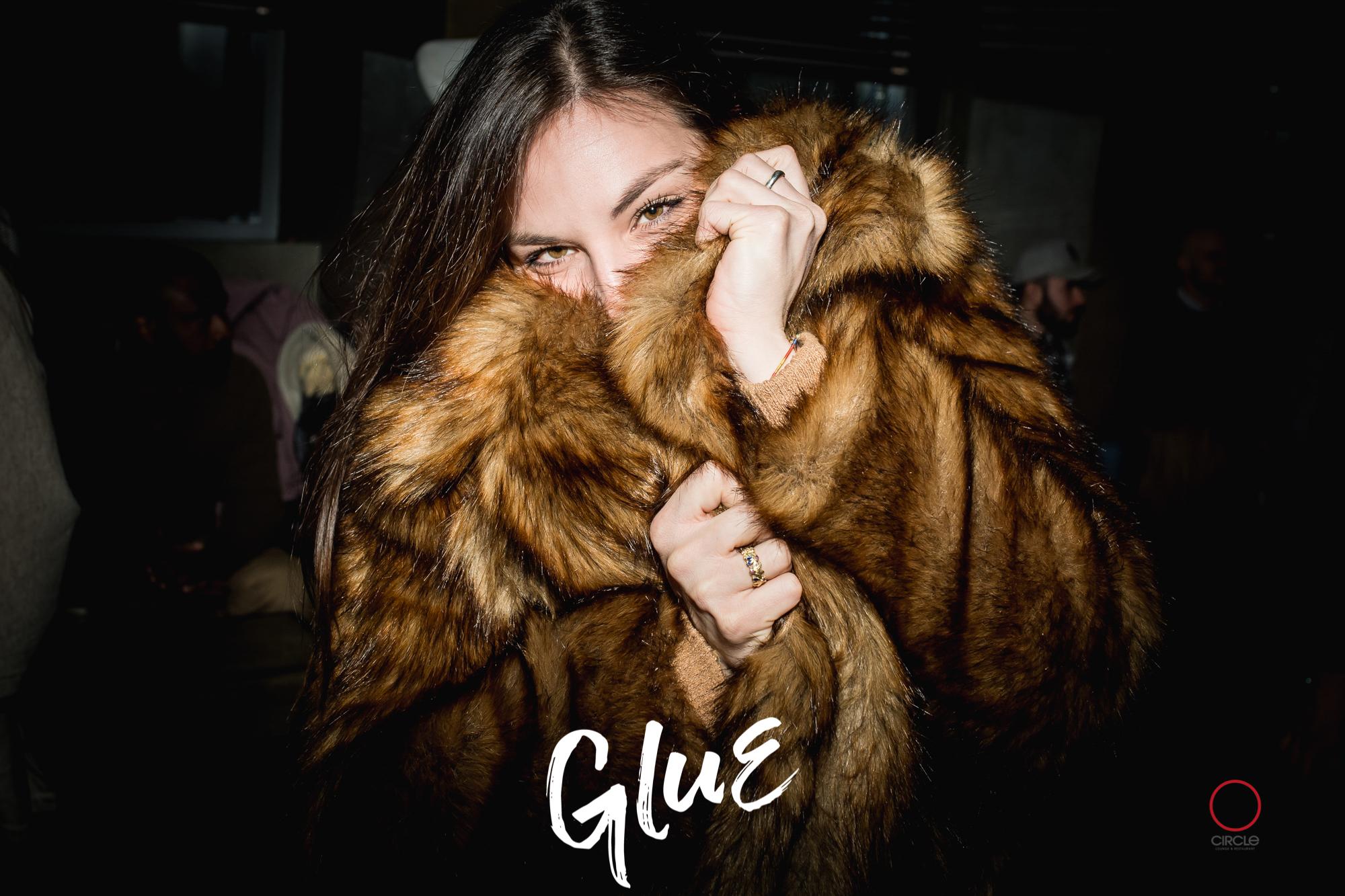 GLUE / We Are Back | YOUparti circle milano friday venerdì free house music