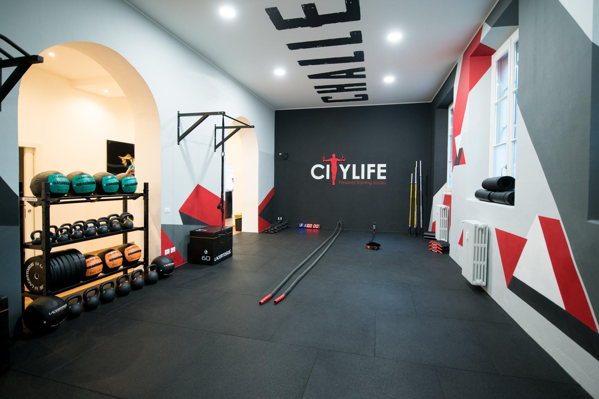Apre a Milano una palestra super innovativa CITYLIFE PT STUDIo allenamento funzionale pilates