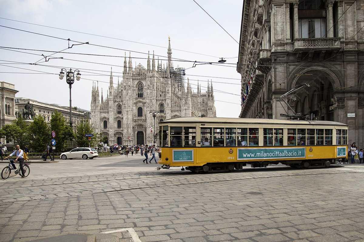 Tram Milano le vie più rumorose