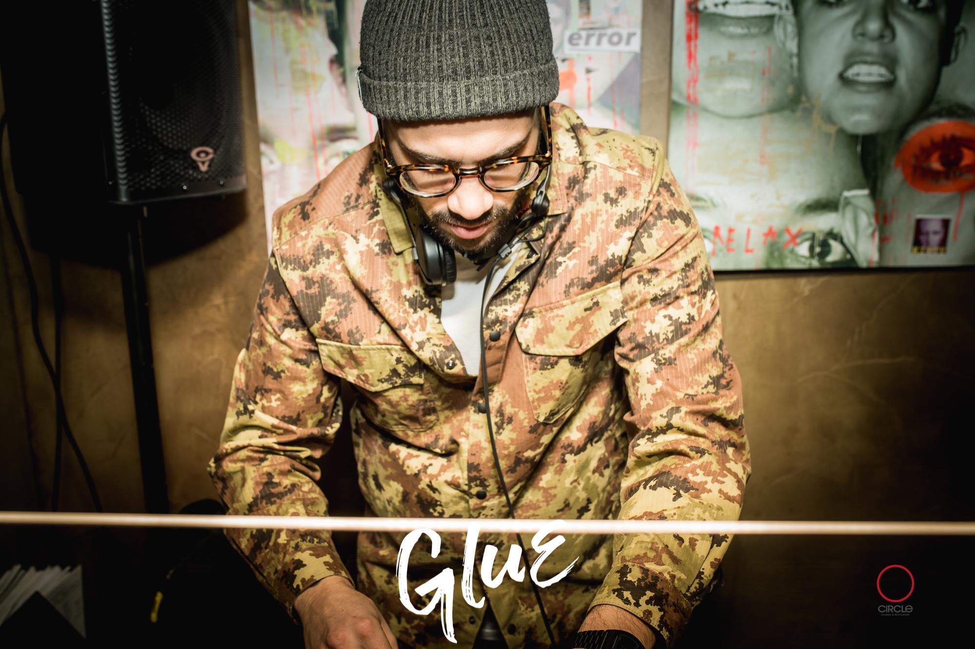 GLUE / God of The Ghetto   YOUparti circle milano friday venerdì free house music