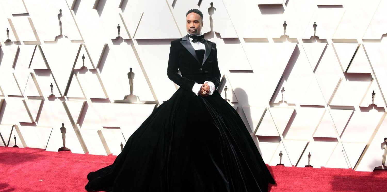 Oscar 2019 red carpet outfit