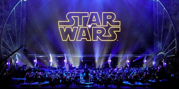 STAR WARS: al Teatro degli Arcimboldi il film con orchestra dal vivo | YOUparti milano concerto live show evento