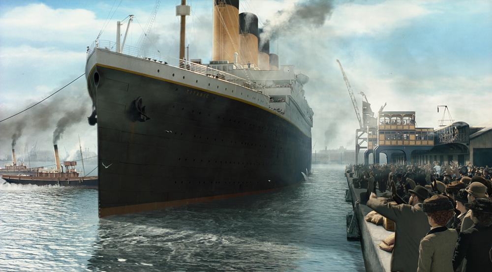 Titanic Live Milano   YOUparti teatro arcimboldi orchestra