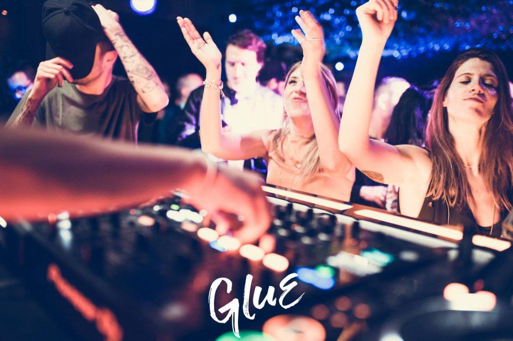 GLUE meets Hotline | YOUparti circle milano tortona solari venerdì friday gratis free