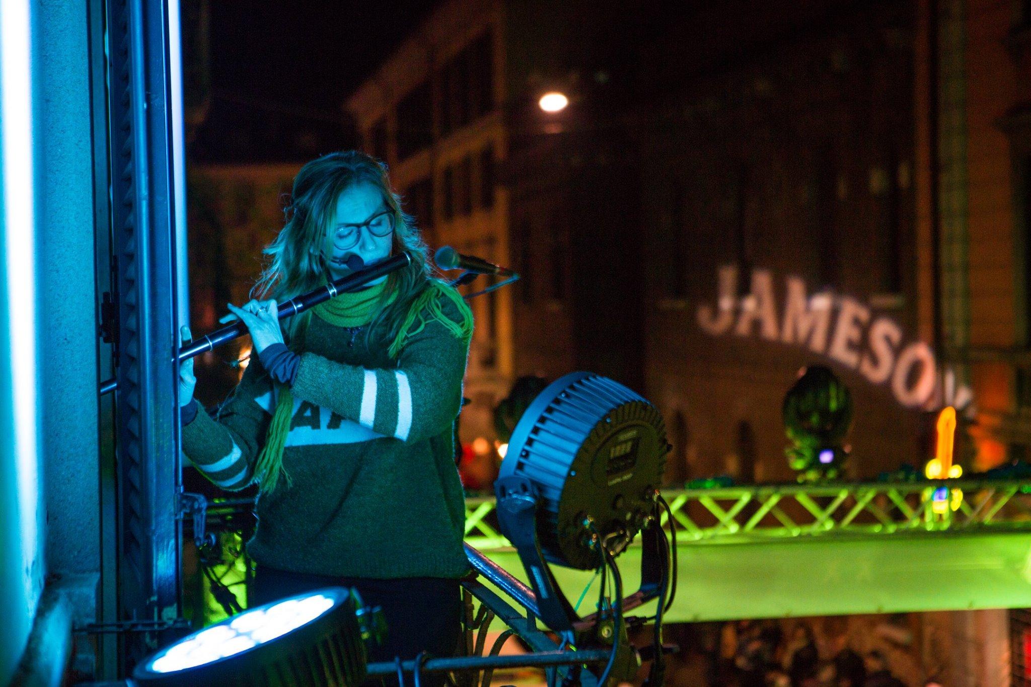 JAMESON IRISH WHISKEY ST. PATRICK'S NIGHT   YOUparti superstudio via corsico