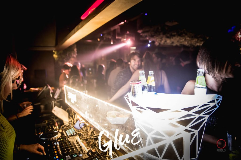 GLUE / After Jesus Reunion | YOUparti circle milano gratis free venerdì friday
