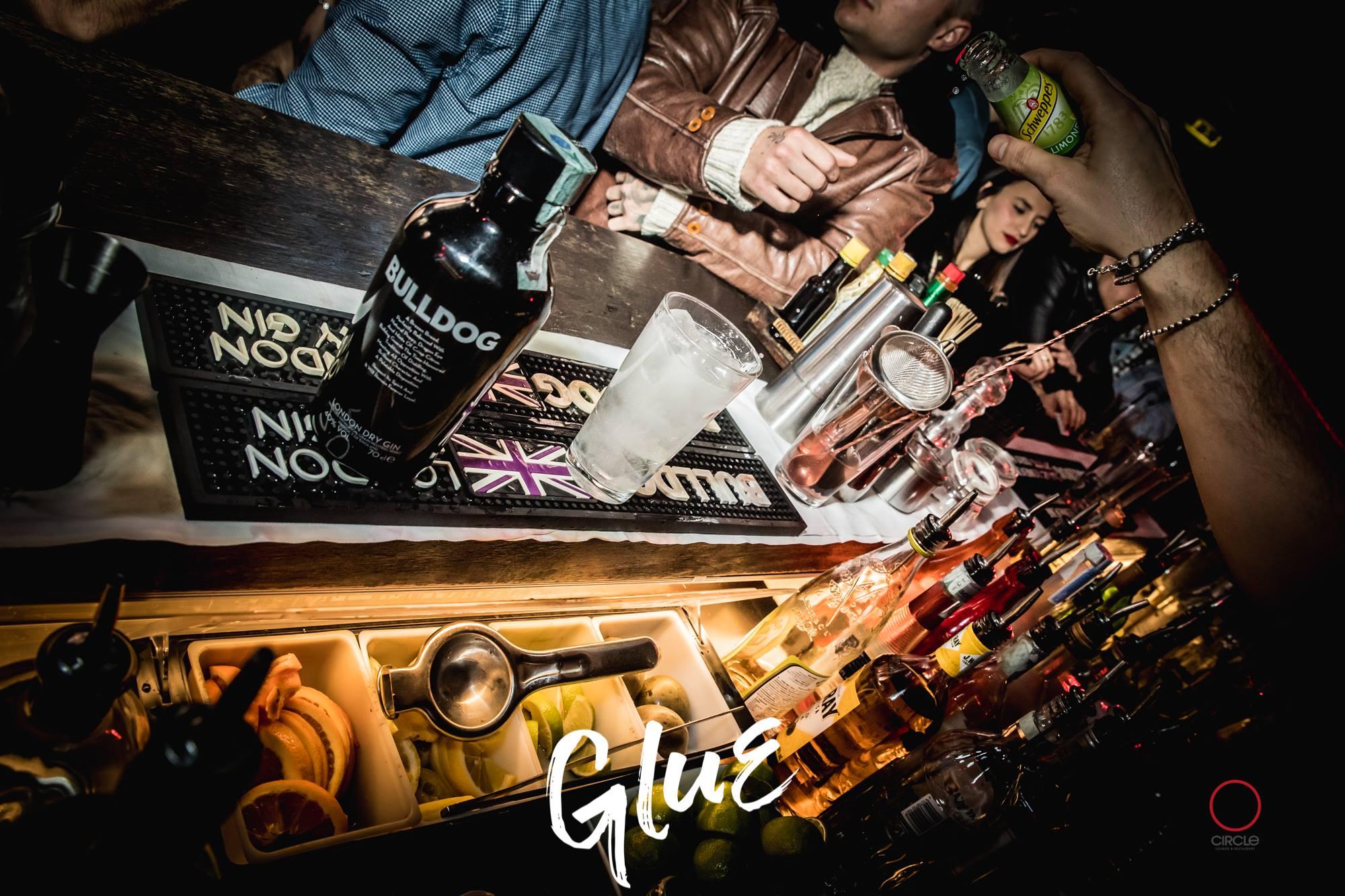 BULLDOG OFFICIAL PARTY   YOUparti circle milano free gratis friday venerdì gin