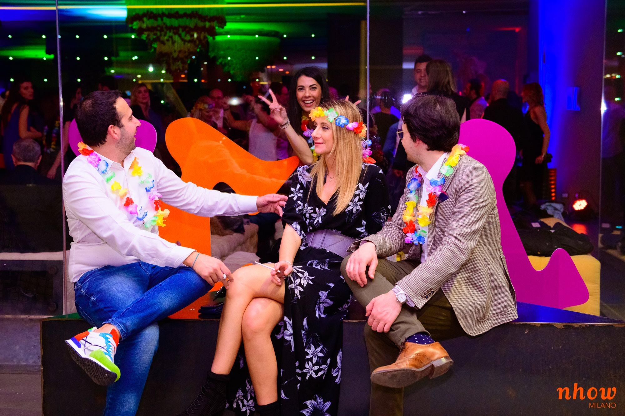 Hotel Cocktail Party - Maledetta Primavera / Spring Party | YOUparti nhow tortona